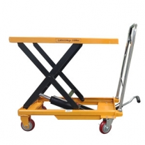Best selling small hand hydraulic scissor lift for sale
