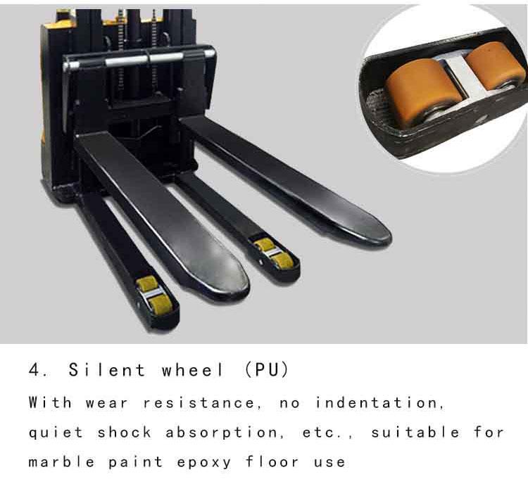 walkie pallet stacker 6