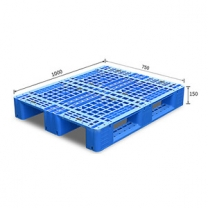 Plastic forklift grid pallet logistics storage cargo warehouse pallets