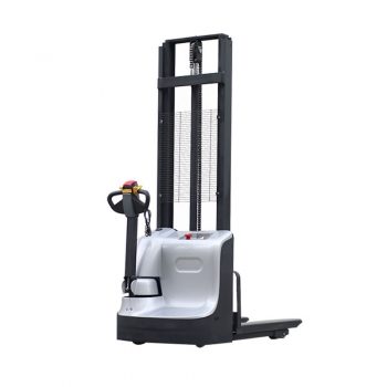 Dedicated for warehouse fully automatic walking electric stacker truck