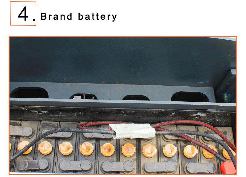 electric walkie pallet jack 5