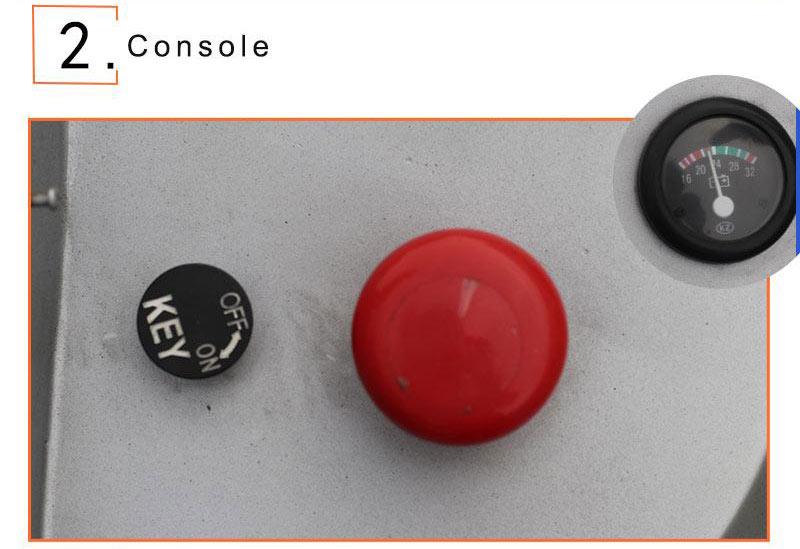 electric walkie pallet jack 3