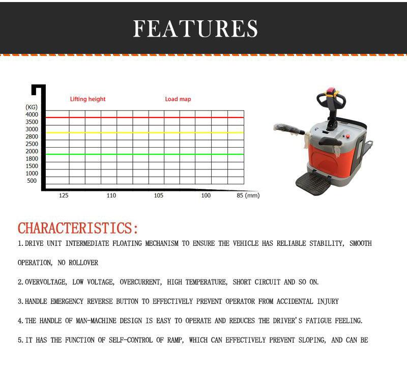 electric walkie pallet jack 7