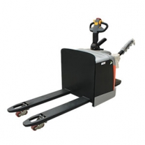 Heavy-duty full electric pallet truck with stable performance for heavy loads