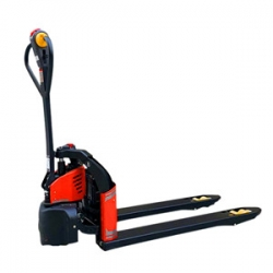 Economical electric power pallet jack is suitable for ultra narrow passages