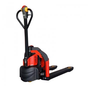 Economical electric power pallet jack is suitable for ultra narrow passages