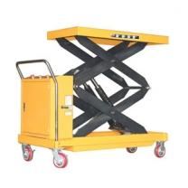 150kg Customizable mobile double scissor electric scissor lift mechanism