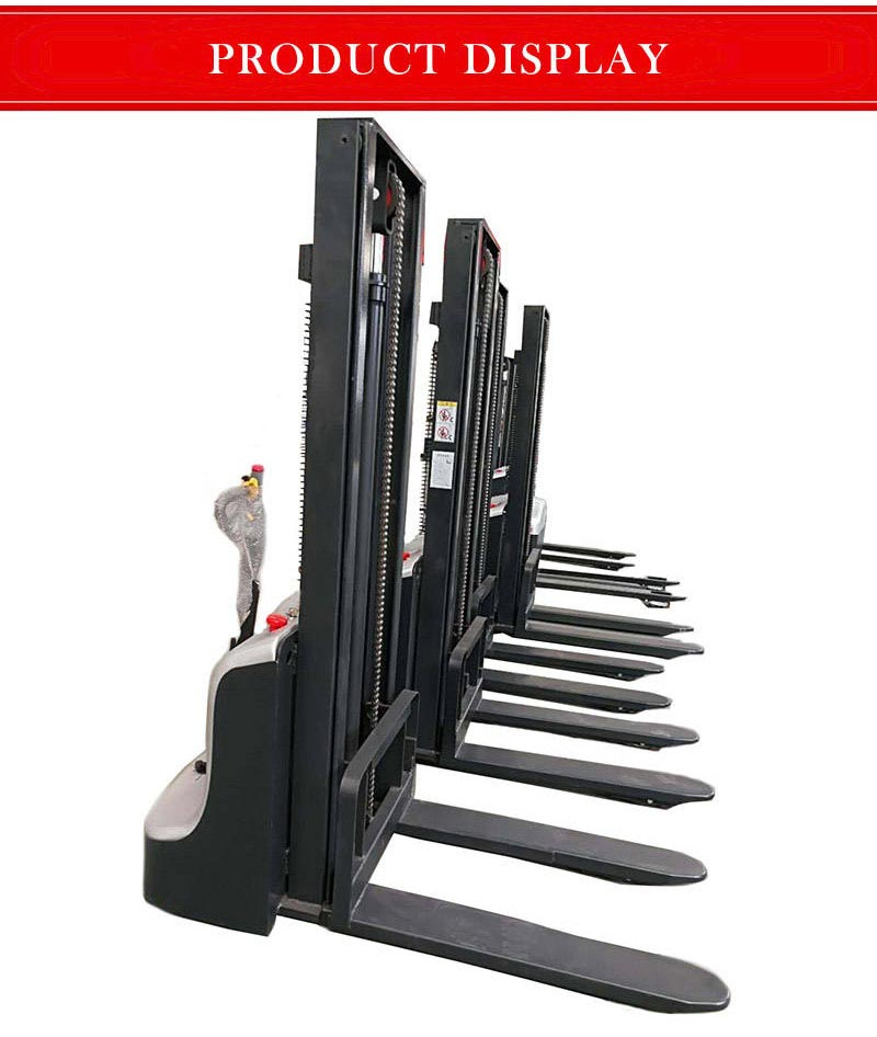 full electric stacker 6