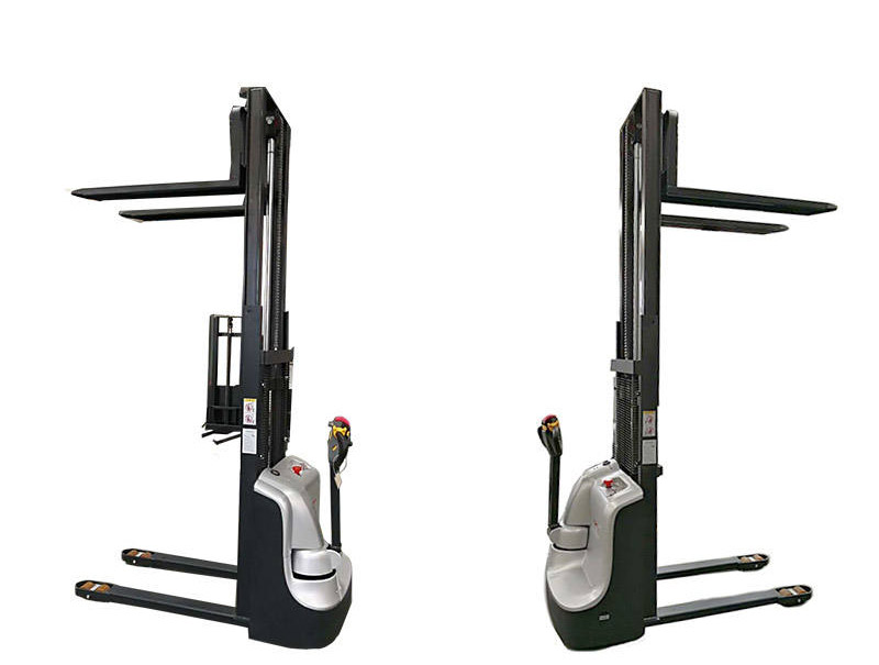 full electric stacker 7