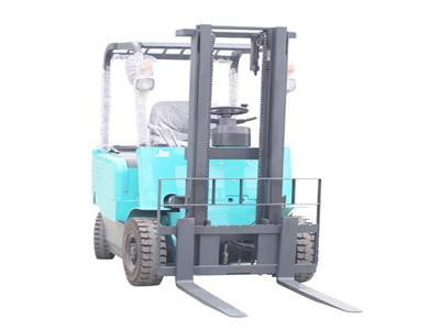 pallet stacker truck 4