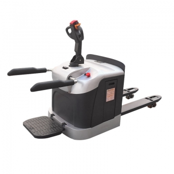High-profile 2.5-ton station-driven automatic pallet truck