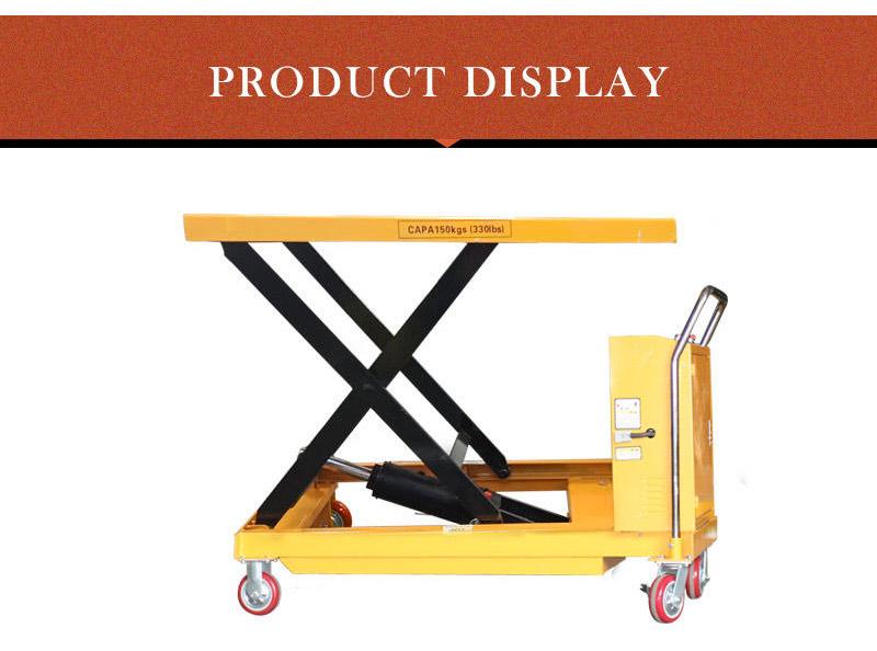 autoquip lift table 2