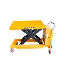 300kg small mobile lifting platform portable electro-hydraulic lifting platform