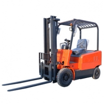 1.5 ton four-wheel economy balanced heavy all-electric forklift