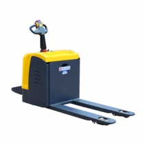 2 ton station-drive all-electric hydraulic pallet truck
