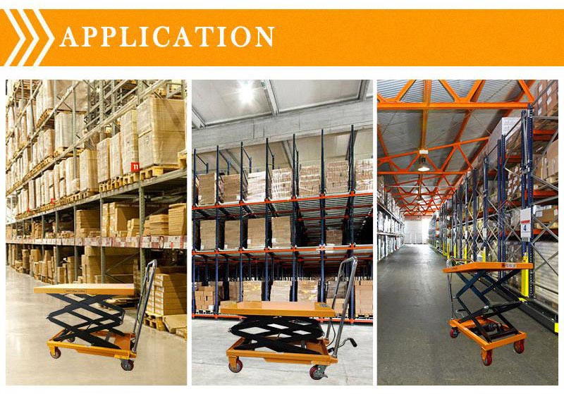mobile scissor lift tables 1
