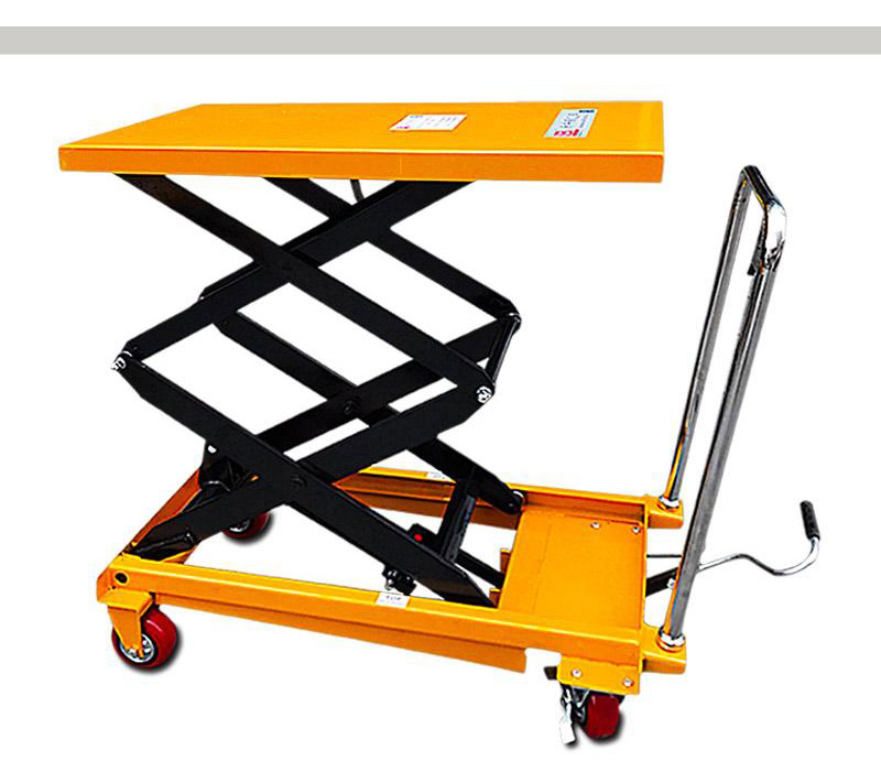 mobile scissor lift tables 5