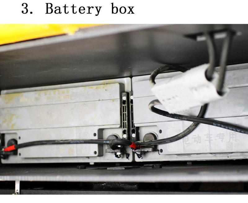 electric pallet lift truck 1