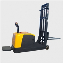 Counterweight full electric stacker Electric forklift 1ton2.5M