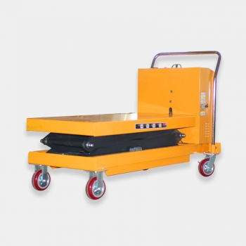 Battery Operated Scissor Lift Table  (3)