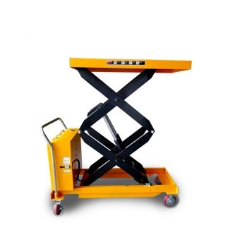 Battery Operated Scissor Lift Table (4)