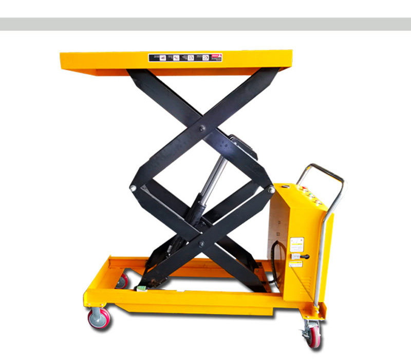 battery powered lift table 1