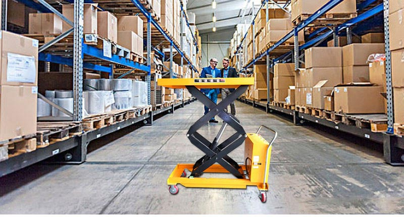 DC Powered Lift Tables 3
