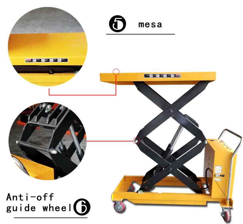 Portable Electric Lift Table