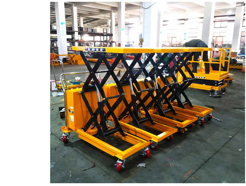 Portable Electric Lift Table 5