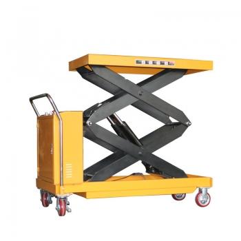 battery powered scissor lift, hydraulic scissor lift cart