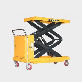 scissor lift work table (3)