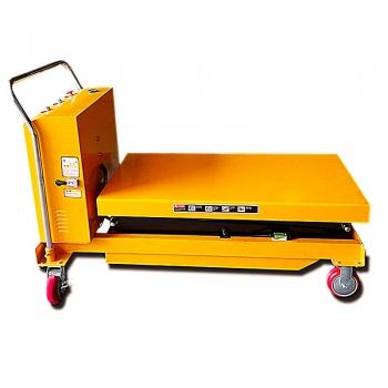hydraulic scissor lift cart (3)