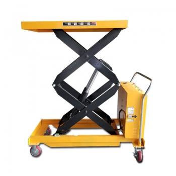hydraulic scissor lift cart (4)