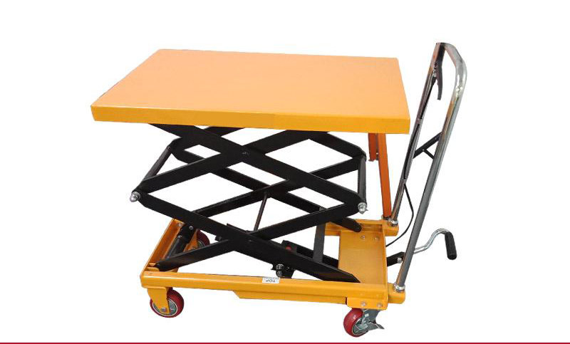 harbor freight hydraulic table 2