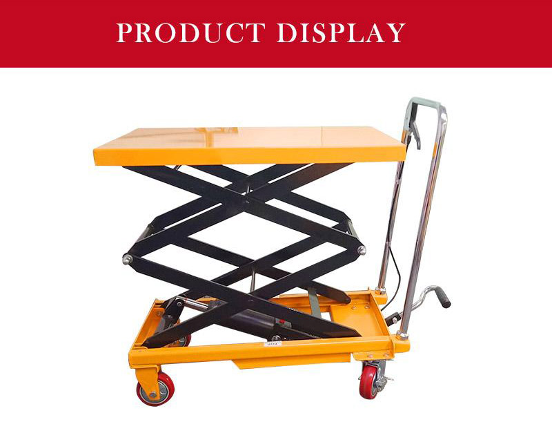 harbor freight hydraulic table 1