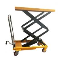 Direct manual hydraulic platform 350KG manual low profile lift table car