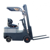 Four-wheeled-drive all-electric stacker all-electric hydraulic forklift