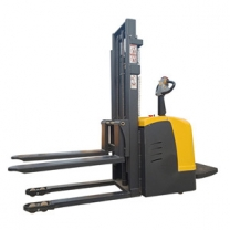 2T fully automatic lift forklift full electric hydraulic stacker rises 3M