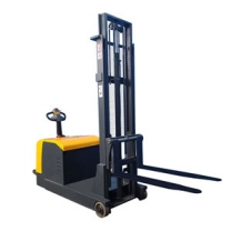 Balanced weightless legless electric car pedal type automatic stacker