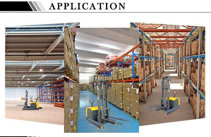 narrow aisle forklift 1