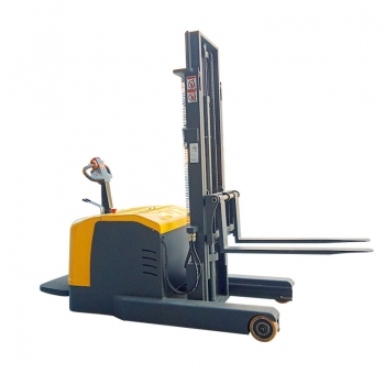 Factory direct forward-shifting full electric forklift pallet hydraulic stacker
