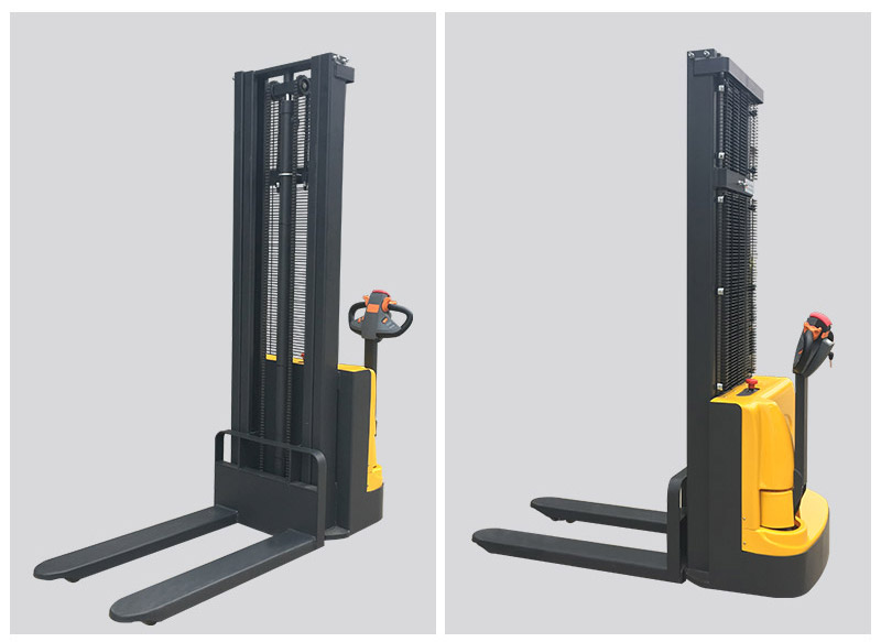 fully electric stacker 5