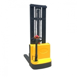 Portable walking fully electric stacker heavy load cylinder lifetime maintenance
