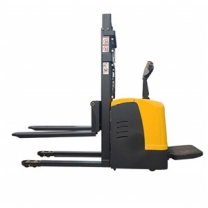 Electric stacker suppliers provides stepless speed control of electric stacker
