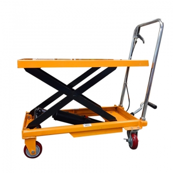 double scissor lift table (2)