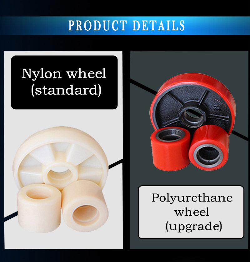 manual hydraulic forklift 1