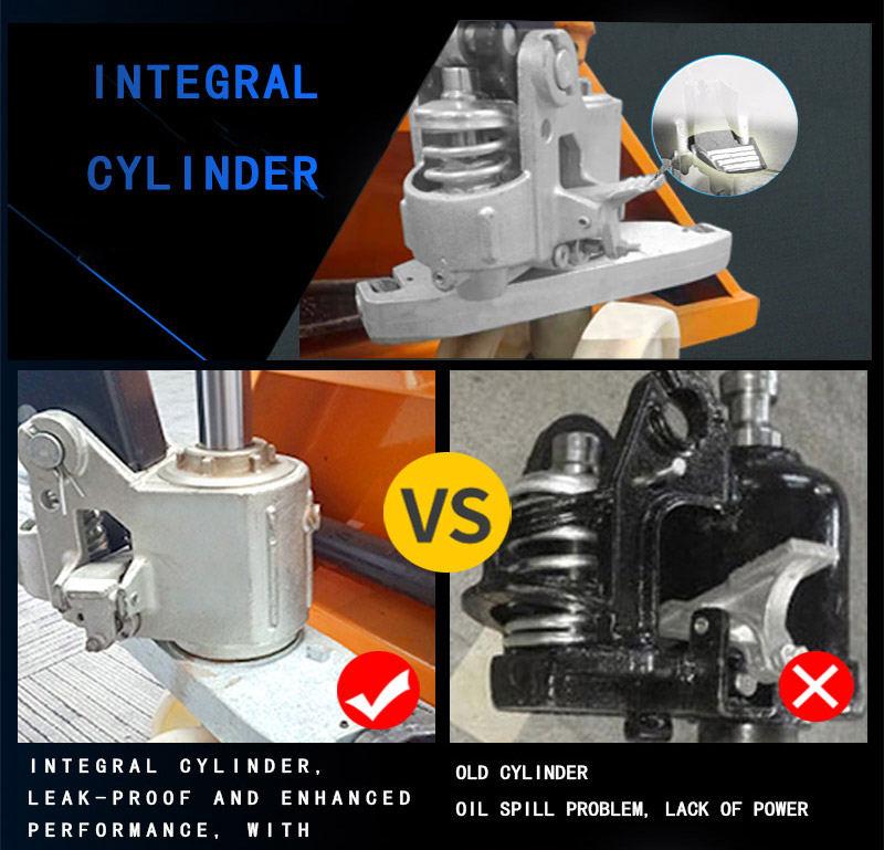 manual hydraulic forklift 2