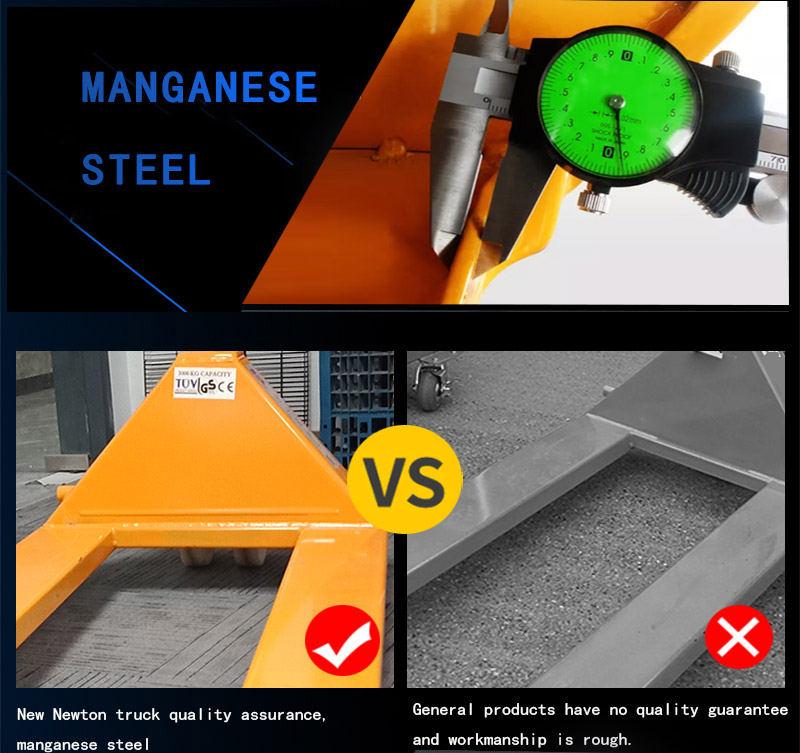 manual hydraulic forklift 4