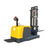 2T economy reach lift truck 210AH high power battery reach forklift for sale