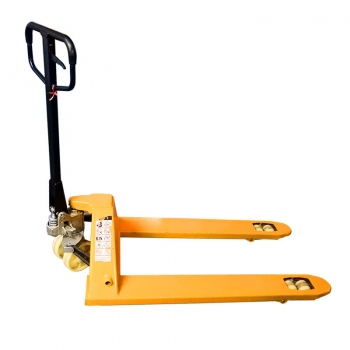 2T manual hydraulic forklift maintenance-free cylinder hand forklifts